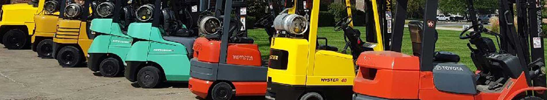 1 Forklift Dealer | Top Quality Forklifts with Same Day Delivery